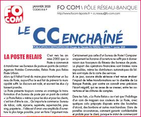 Le CC enchaîné N°7