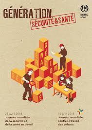 28 avril journée santé sécurité au travail
